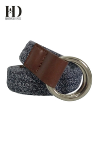 Mens Fabric Belt for Dress