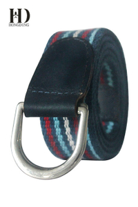 Mens Narrow Fabric Belt