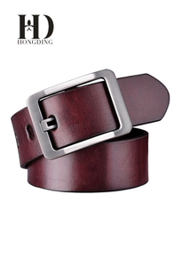 Mens Leather Belt Straps