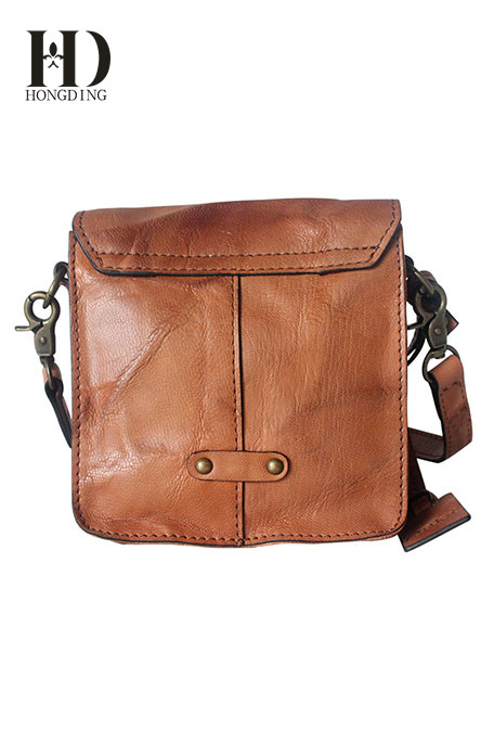 Women's leather handbag finishing your outfit