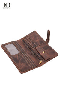 Genuine Leather Wallet for Men