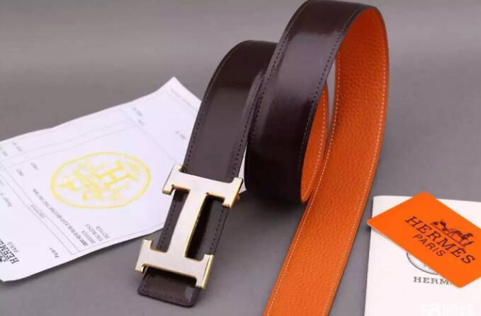 Material Selection Of Genuine Leather Belt