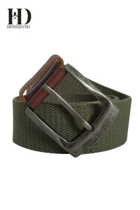 Custom Mens Webbing Belt