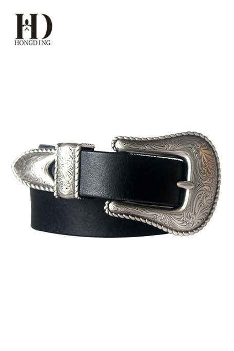 New Men's Leather Belt for My Buckle