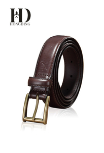 Leather Belt Women Black