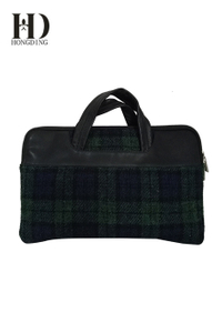 Fashion Laptop Bag Portable Briefcase for Macbook Laptop or Tablet